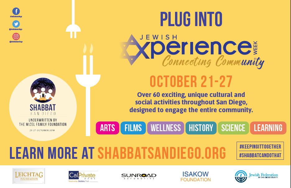 Jewish Xperience Week